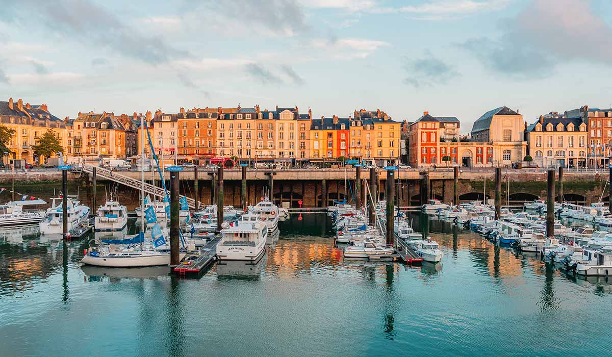 Office de Tourisme Dieppe-Maritime